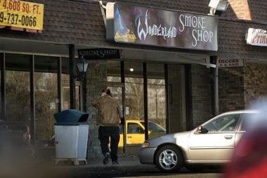 Vaporizers Stolen from Green Brook smoke shop